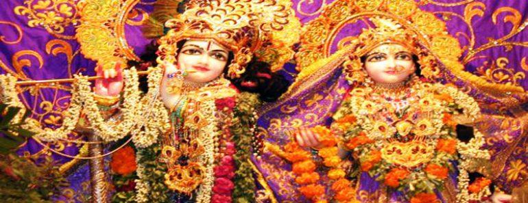 ISKCON, Radha Krishna Temple, mandir
