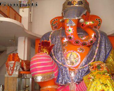 Bada Ganpati, Indore, Madhya Pradesh