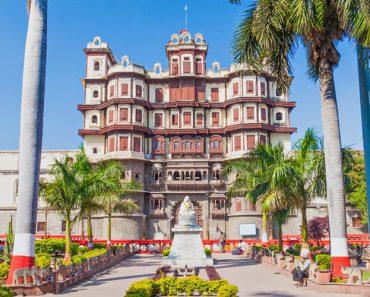 Rajwada Indore, Rajwada Palace Indore,