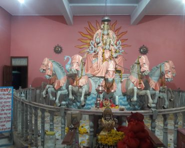 Navagraha In The Temple