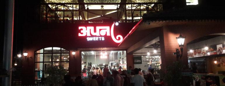 apna sweets rau