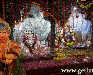 mata bhagwati mandir juni indore